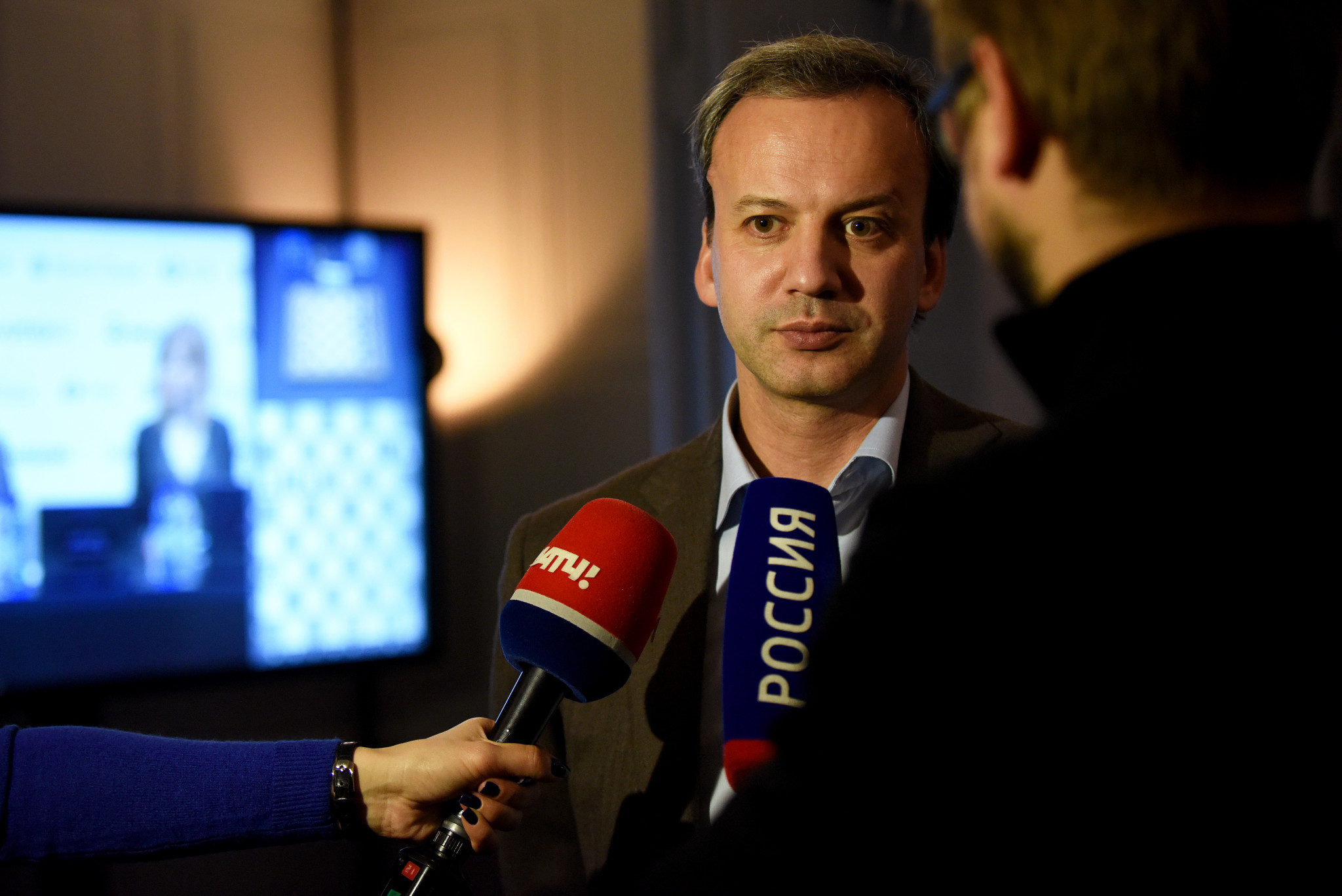 Another Russian, Arkady Dvorkovich, was elected as Kirsan Ilyumzhinov's formal replacement as FIDE President in October following a protracted dispute ©Getty Images