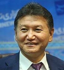 The International Chess Federation announced they have reached a settlement agreement with suspended President Kirsan Ilyumzhinov ©Wikipedia