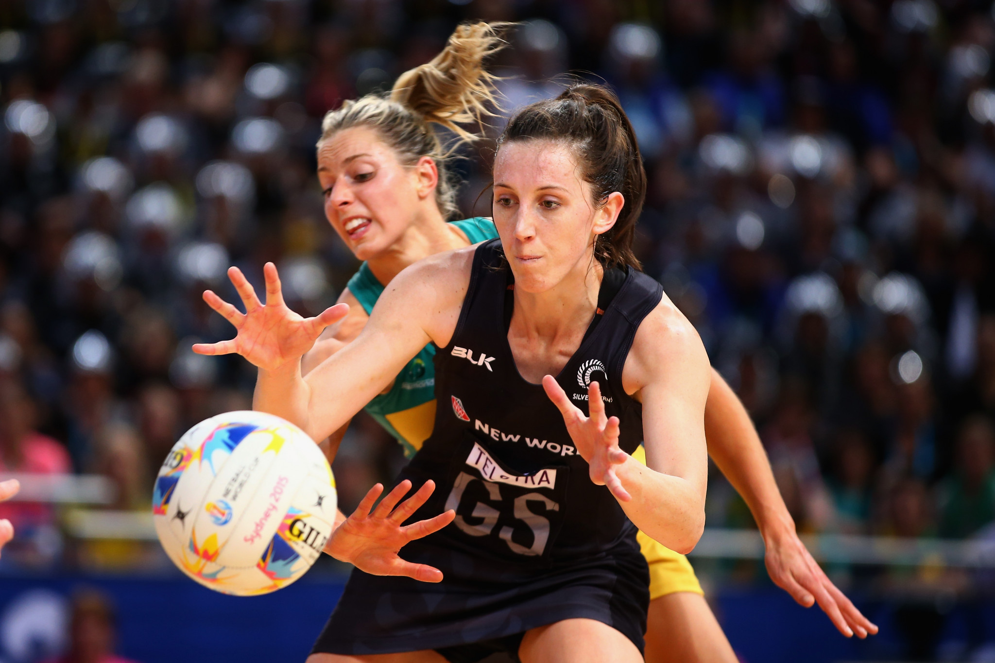 New Zealand will be aiming to lift the Netball World Cup for the first time in 16 years in Liverpool next year after finishing runners-up to Australia in the last three tournaments, including at Sydney in 2015 ©Getty Images