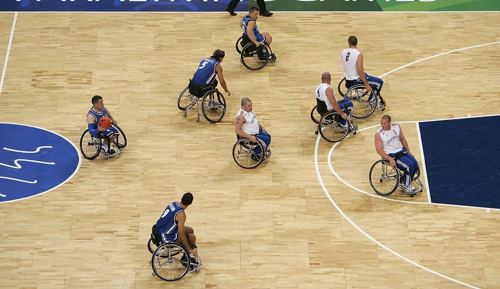 Michele Saracino, the new President of the Italian Paralympic Committee Basilicata, has been both a wheelchair basketball player and referee during his long involvement in the organisation ©Getty Images