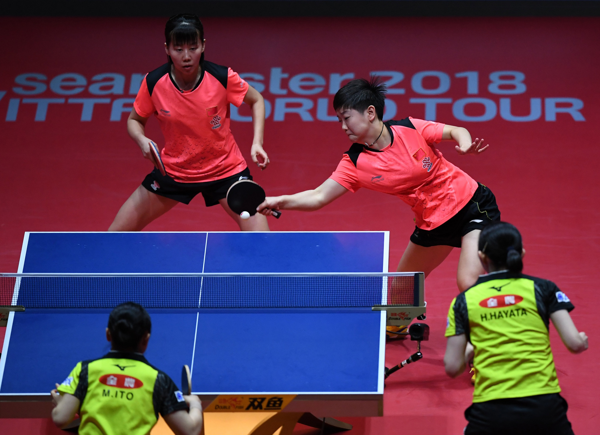 ITTF post record-breaking audience and engagement numbers for 2018