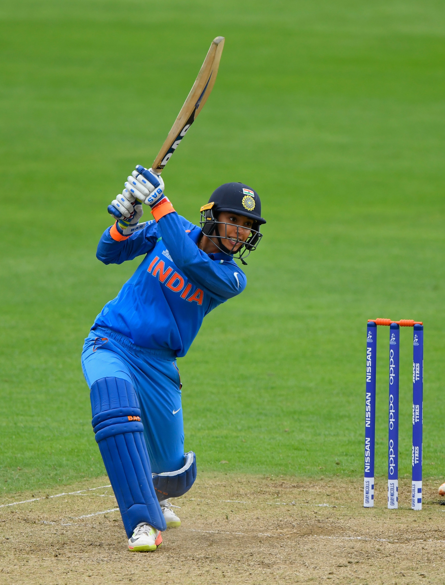 Smriti Mandhana has been in fine form with the bat ©Getty Images