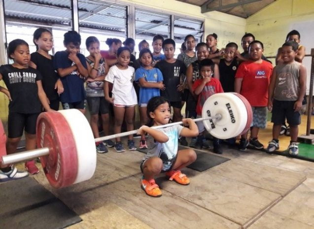 "Oceania Talent Identification Programme continues ""success"" with funding from IWF"