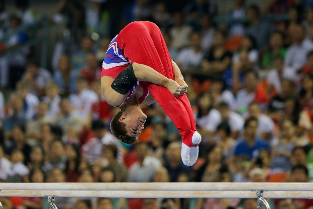 Great Britain name squad for home World Gymnastics Championships in Glasgow