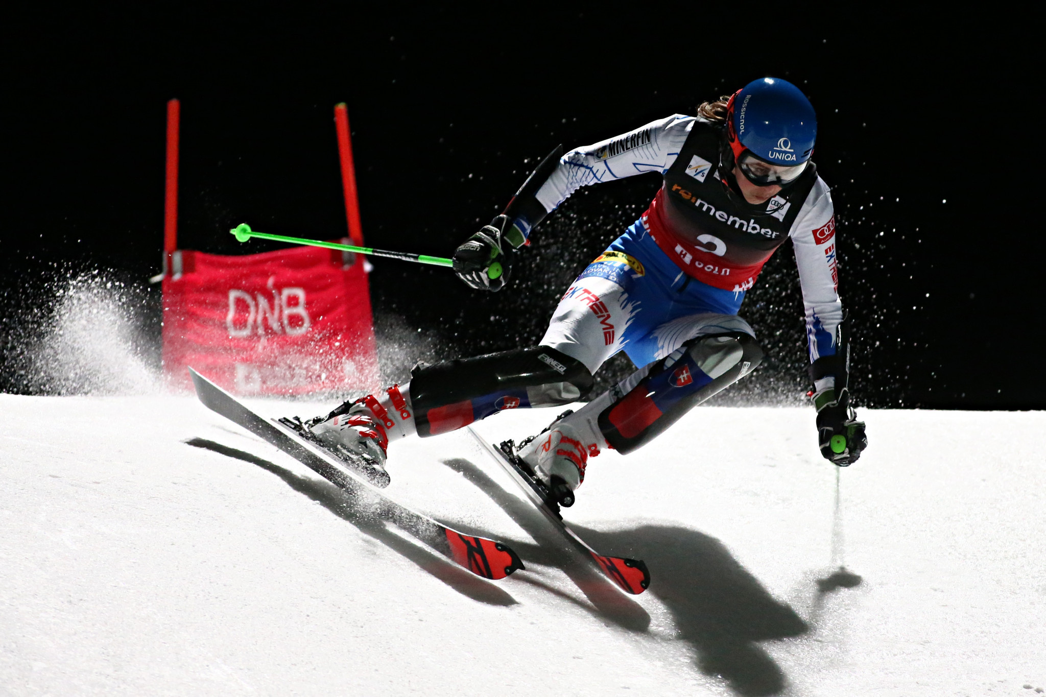 Vlhová beats Shiffrin on day of upsets at FIS Alpine Skiing World Cup in Oslo