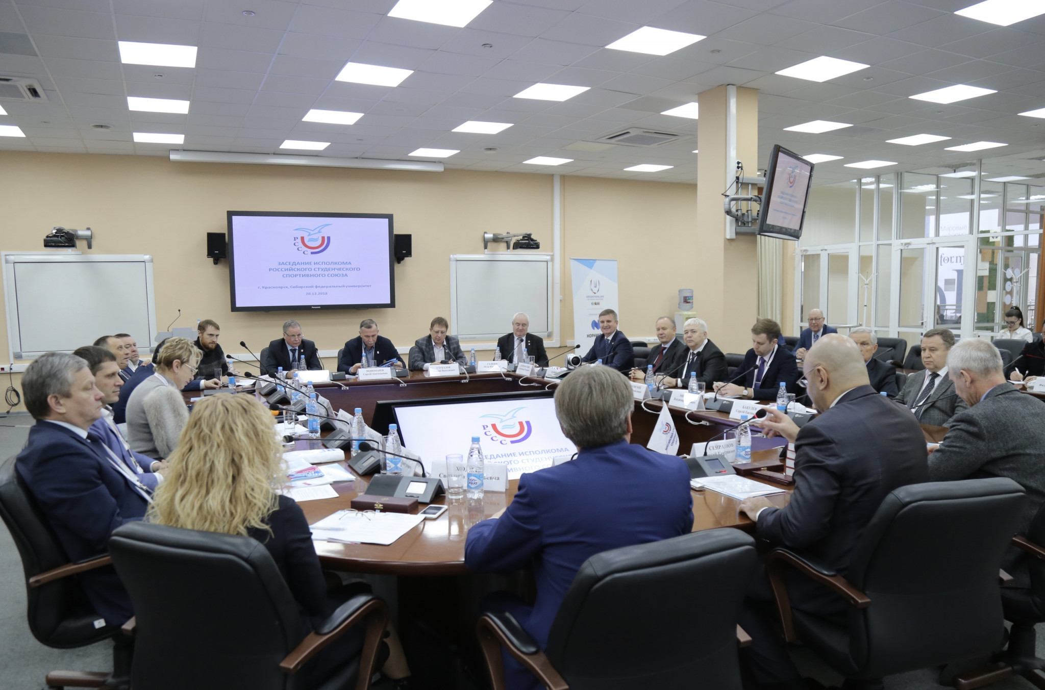 Krasnoyarsk 2019 preparations on course, head of Universiade directorate declares as final countdown begins
