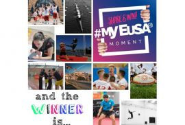 The European University Sports Association have announced the winner of its #myeusa photo competition at Coimbra 2018 ©EUSA