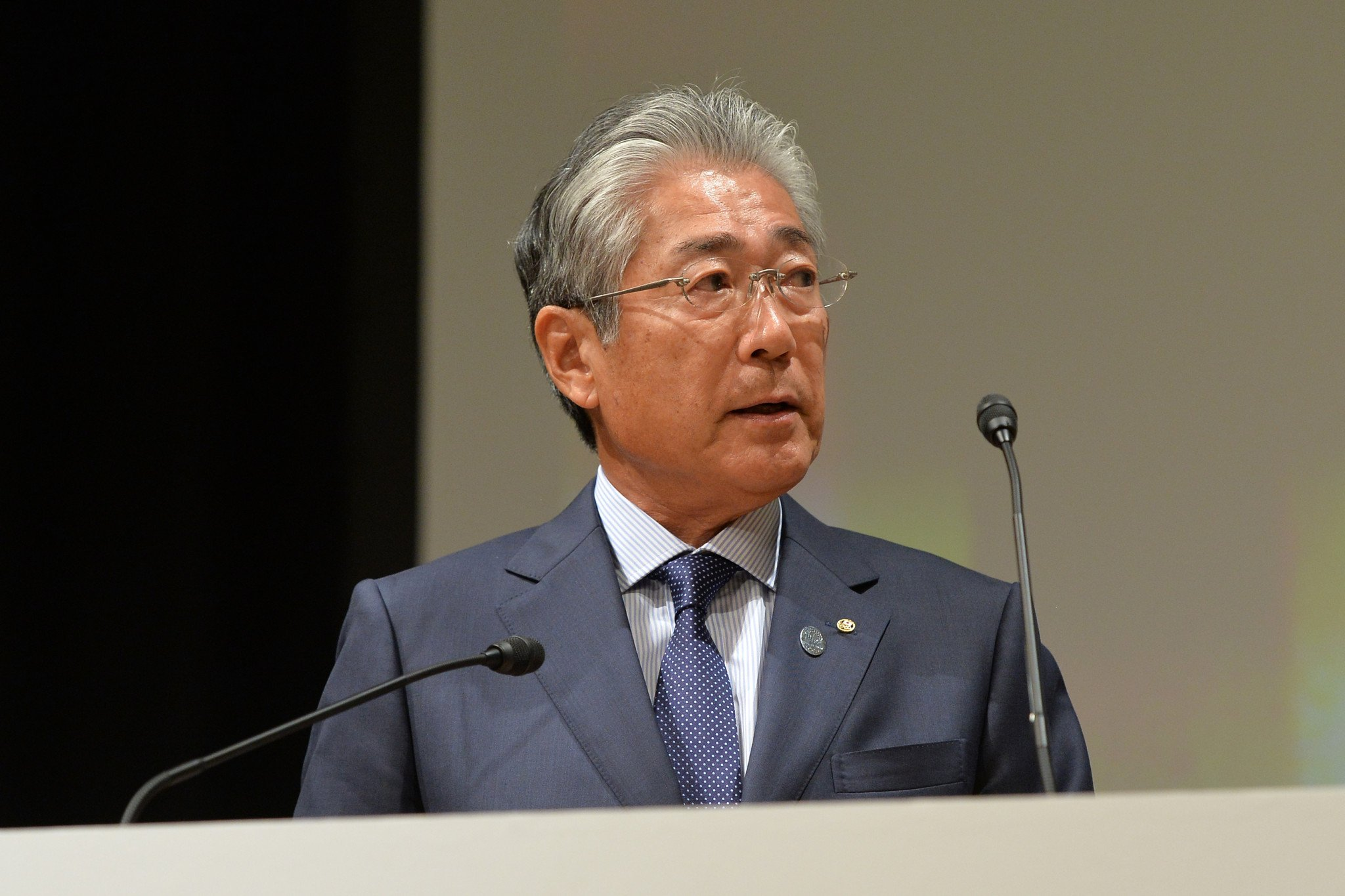 Japanese Olympic Committee set to extend age-limit so Takeda can stay as President for Tokyo 2020