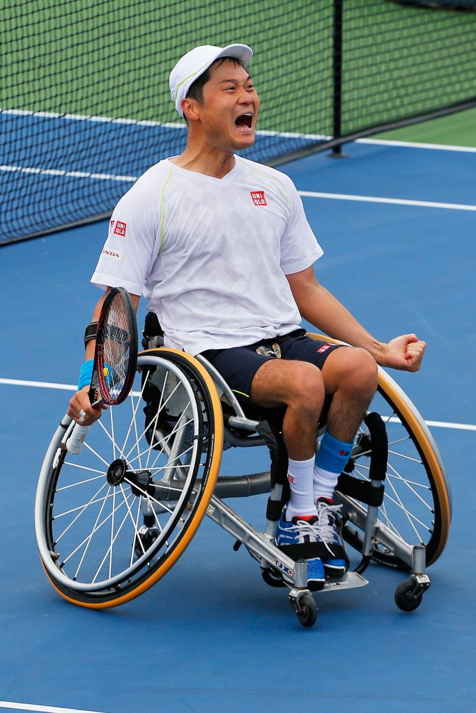 Line-up confirmed for Wheelchair Tennis Masters
