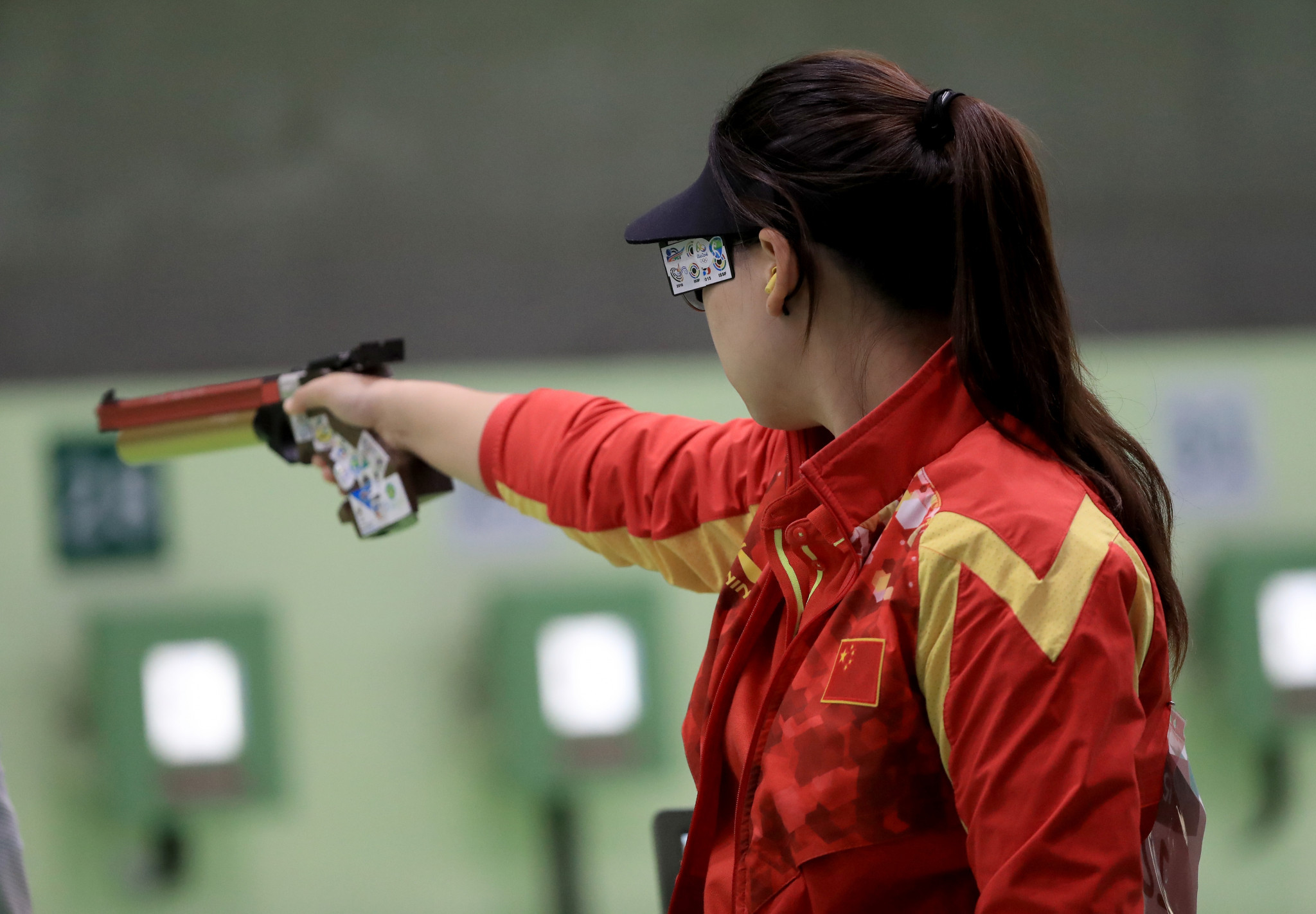 Shooting is one sport to have analysed its digital footprint ©Getty Images