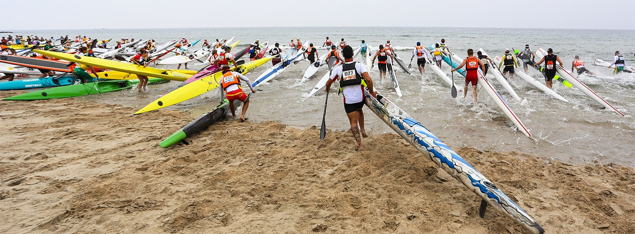 ICF introduce world rankings for canoe ocean racing