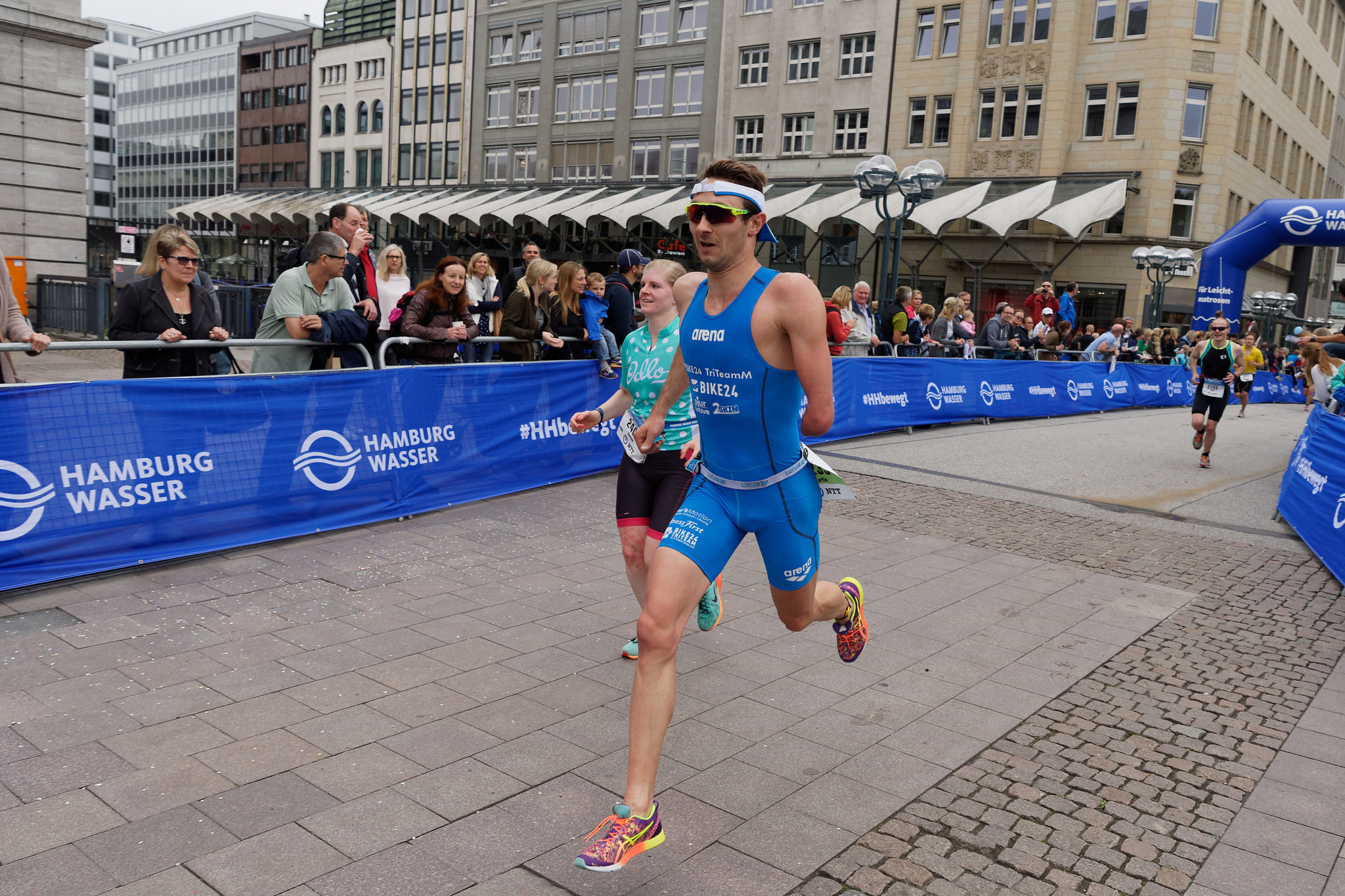 World Paratriathlon Series to visit Montreal for first time