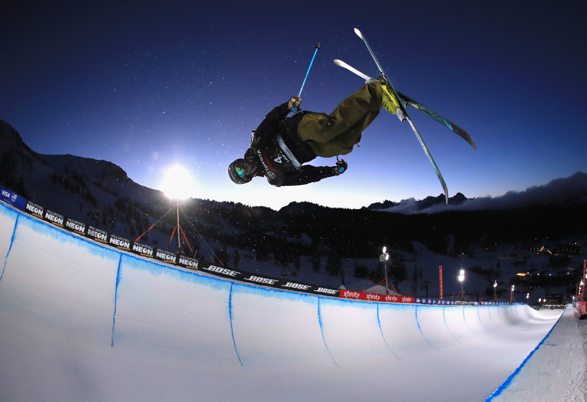 Snowboarding At The 2020 Olympic Winter Games.Leysin To Host Halfpipe Action At 2019 Fis Freeski And