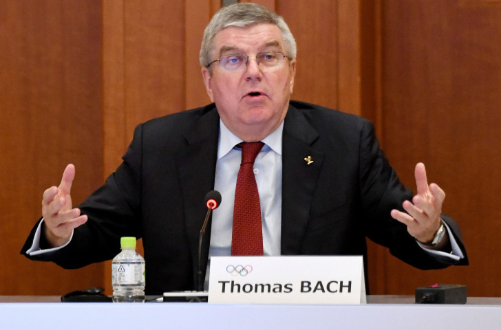 The New Year message from IOC President Thomas Bach hinting that the Russian Olympic Committee will be free to take part in the Tokyo 2020 Games has been described as