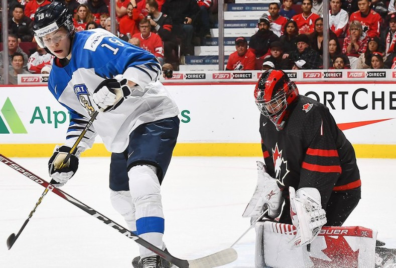 Defending champions Canada suffer shock exit to Finland at IIHF World Junior Championships