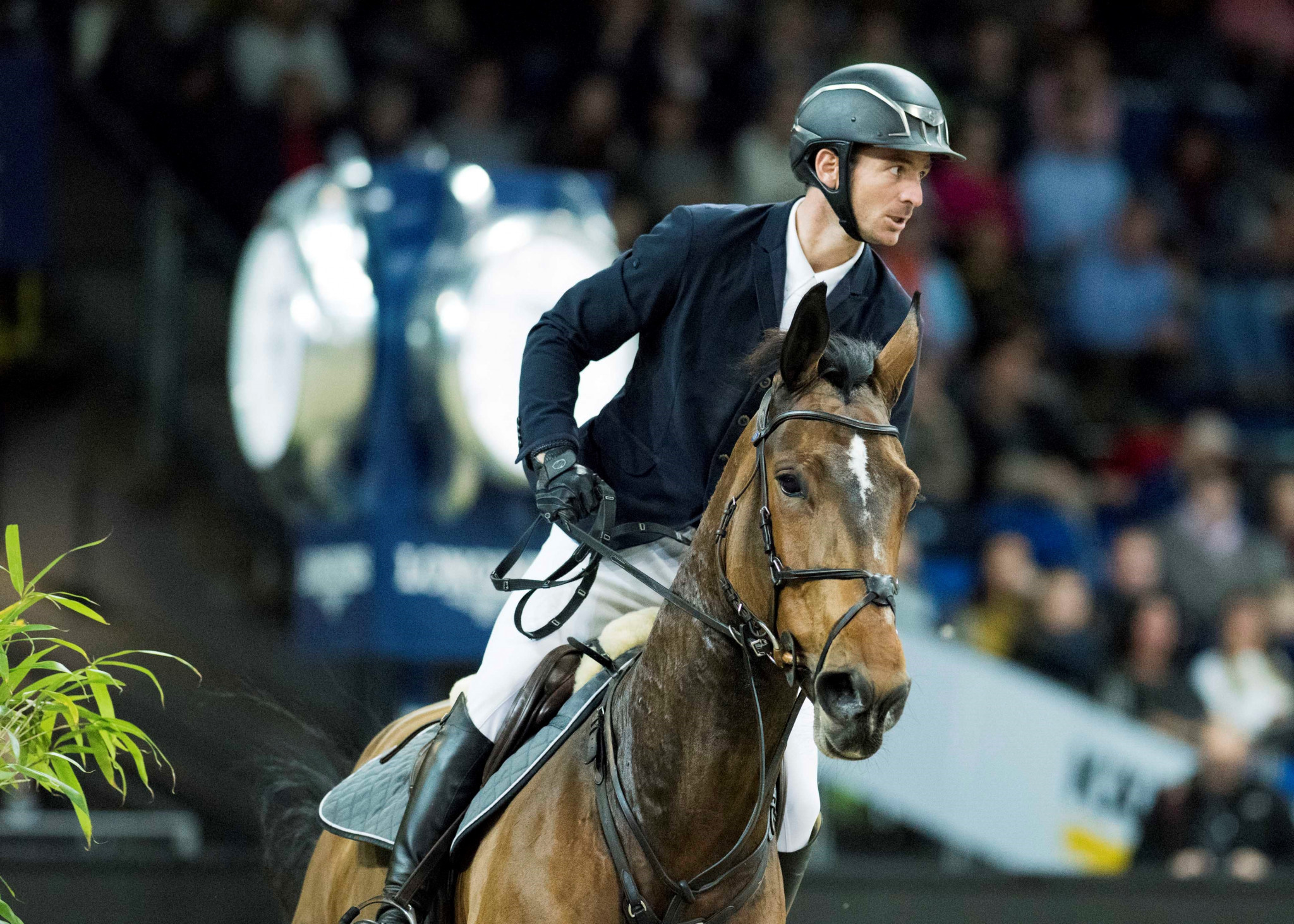 Swiss Olympian Guerdat tops FEI jumping rankings for first time in six years