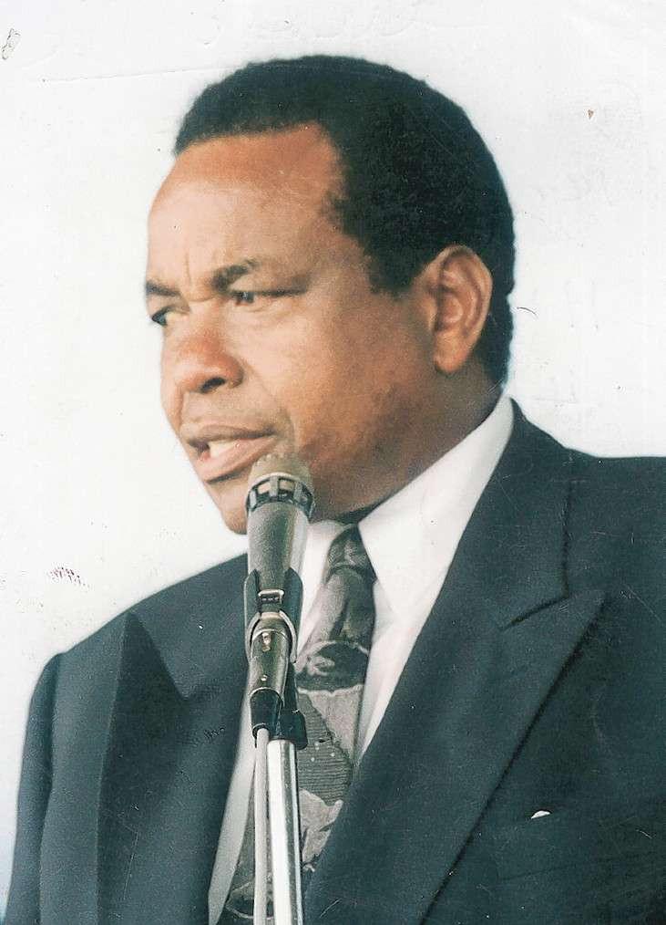 Kenya's former International Olympic Committee member Charles Mukora has died ©NOCK