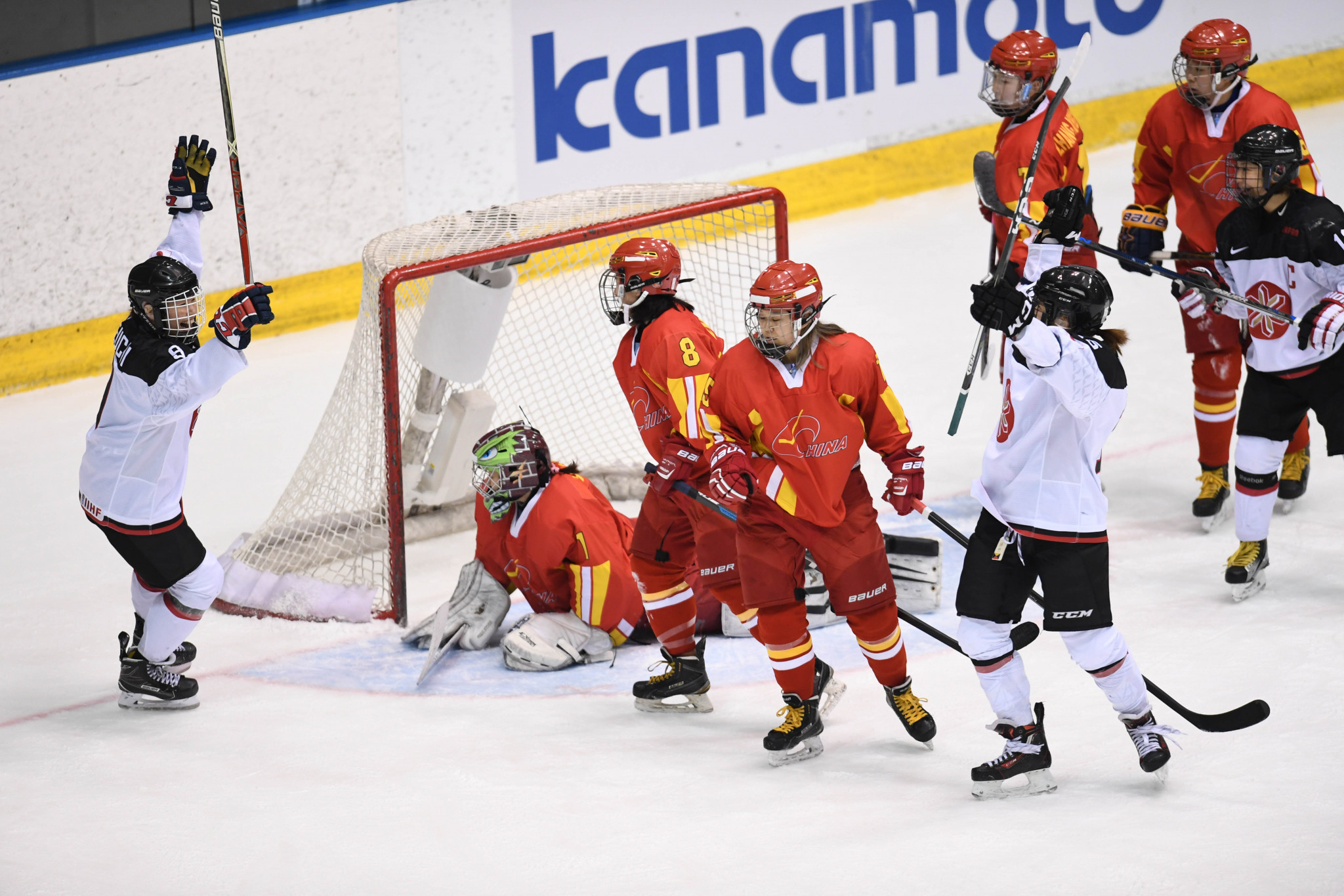 Chinese ice hockey told to improve to justify Beijing 2022 host nation spot
