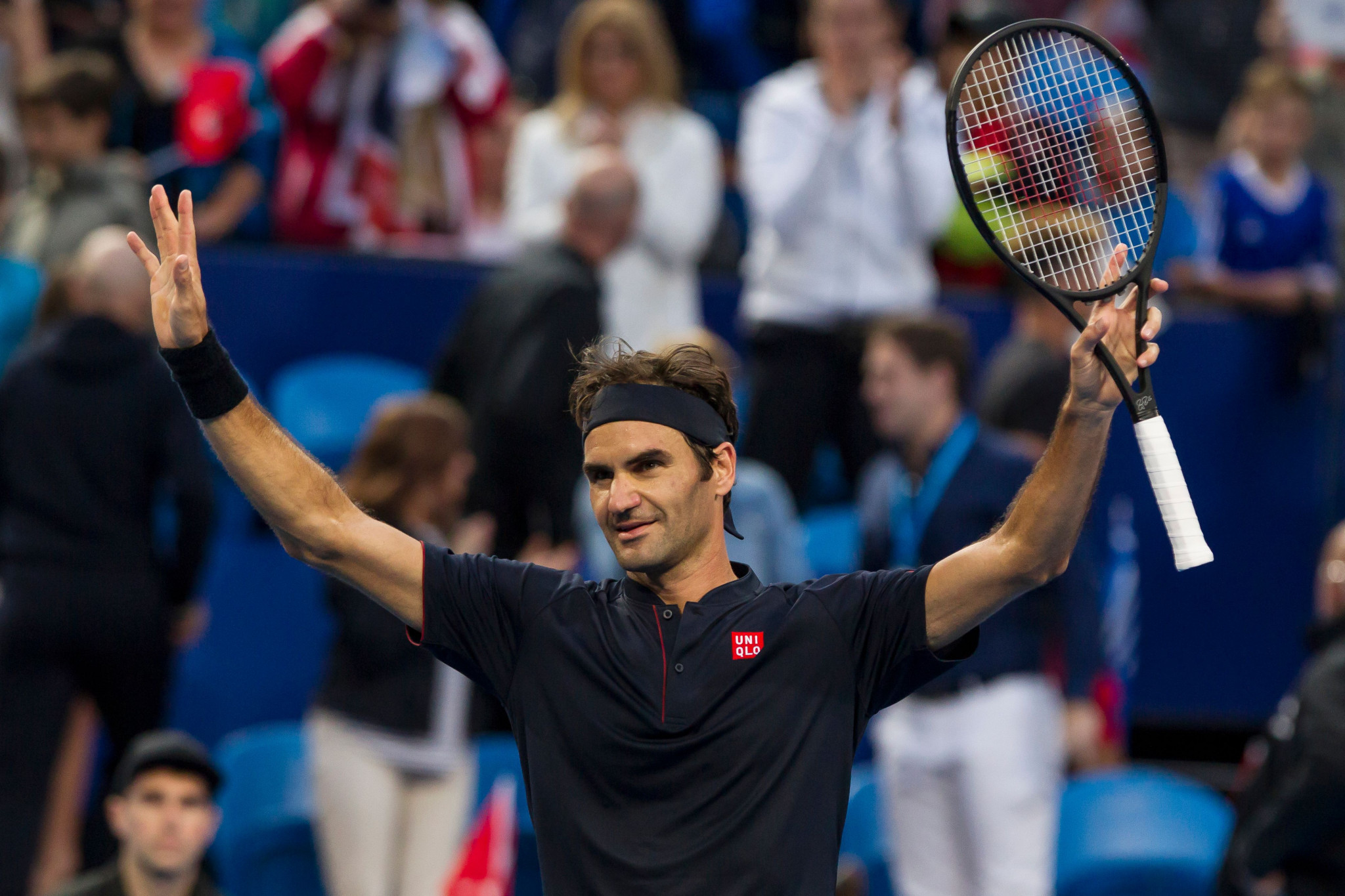 Switzerland progress to final of Hopman Cup despite losing to Greece