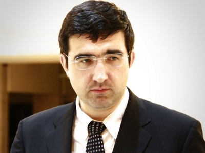 Vladimir Kramnik has been appointed as the continental assistant for Europe ©FIDE