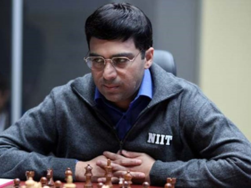 Former world champion Viswanathan Anand will be the continental assistant for Asia ©FIDE