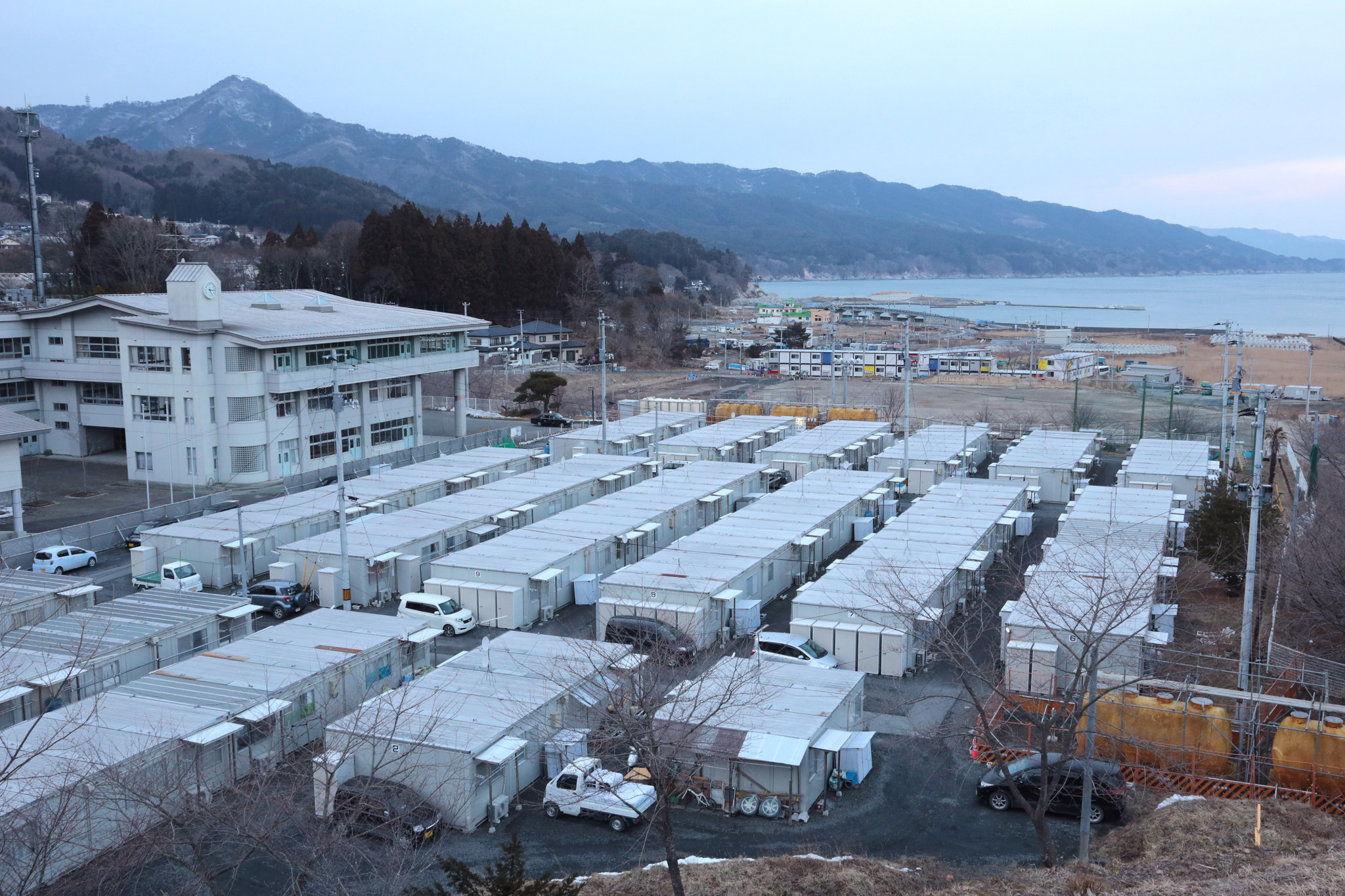 Recycled aluminium from temporary housing in Fukushima to be used for Tokyo 2020 Olympic Torches
