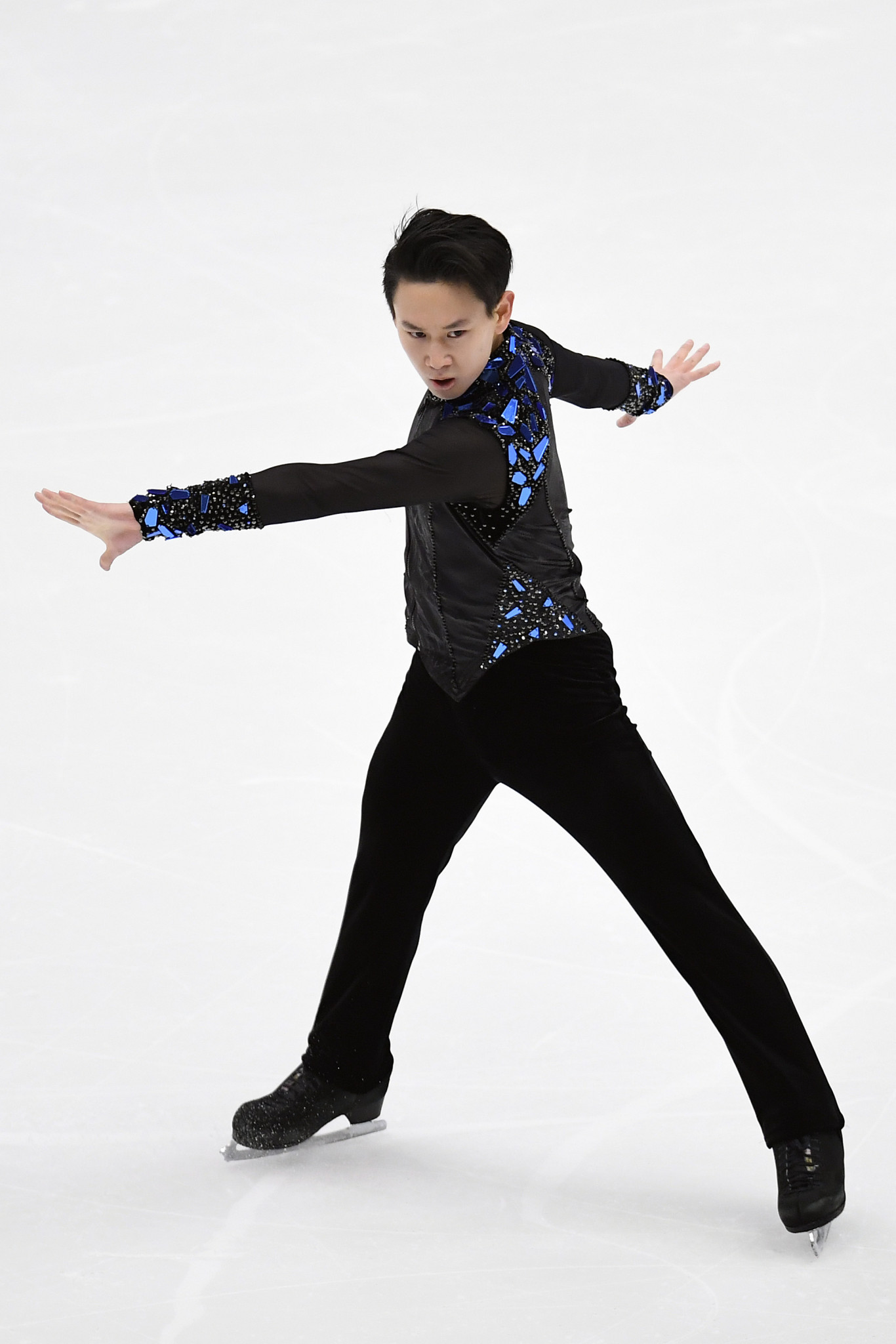 Denis Ten was one of Kazakhstan's most prominent athletes ©Getty Images