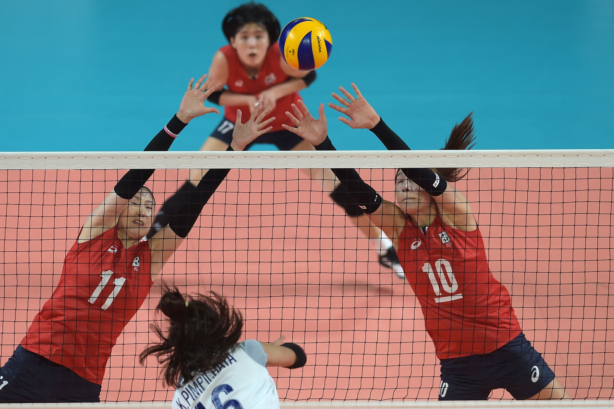South Korea to host Asian Women's Volleyball Championship for first time