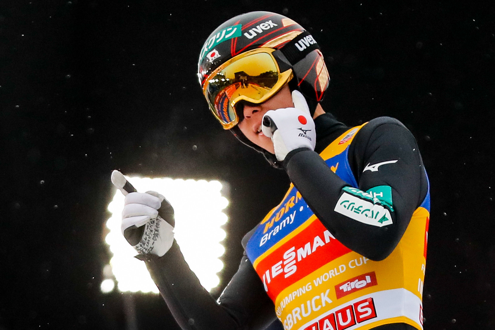 Kobayashi edges closer to Four Hills Tournament clean sweep with Innsbruck victory