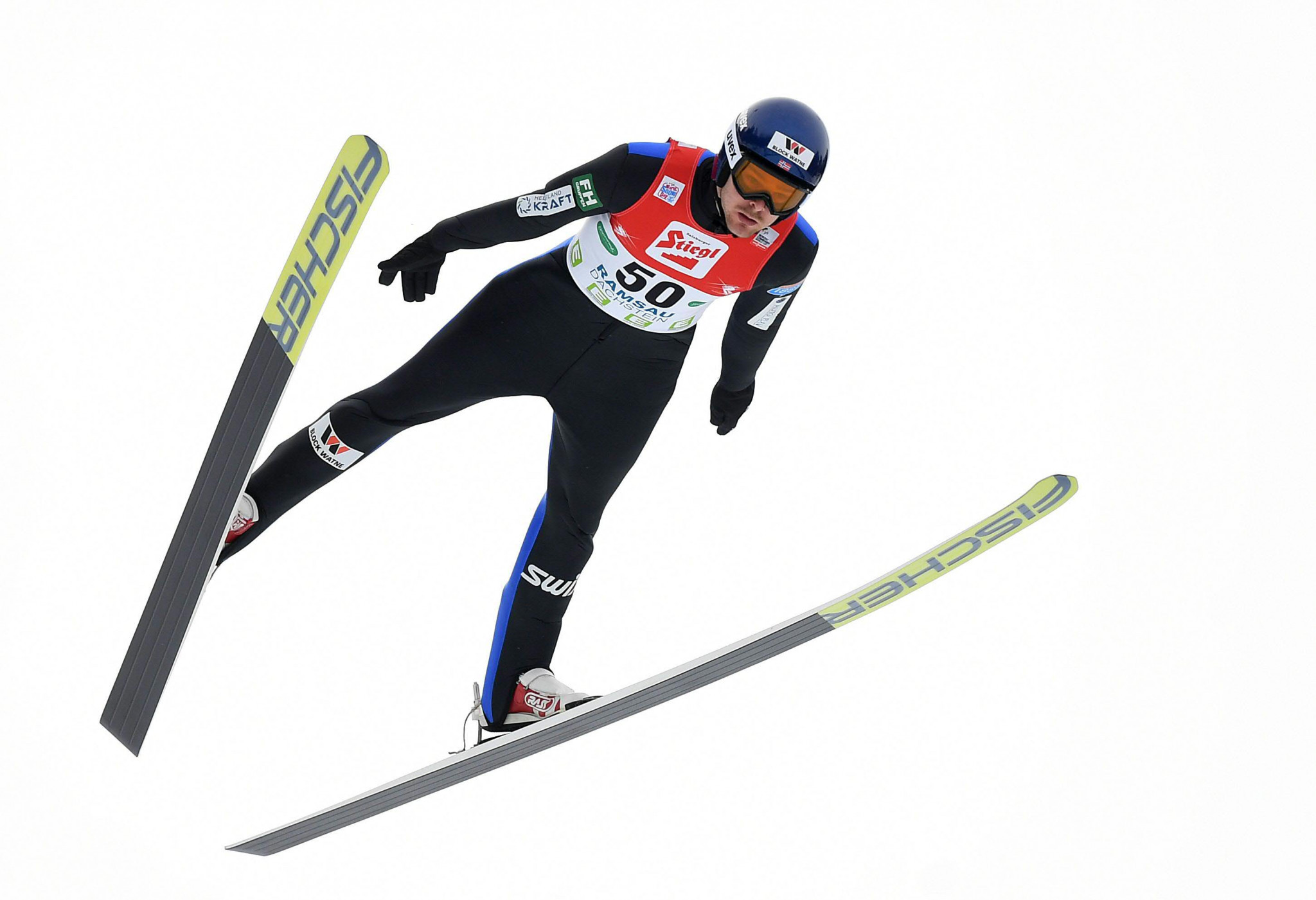 Graabak seeks further success at Nordic Combined World Cup in Otepää