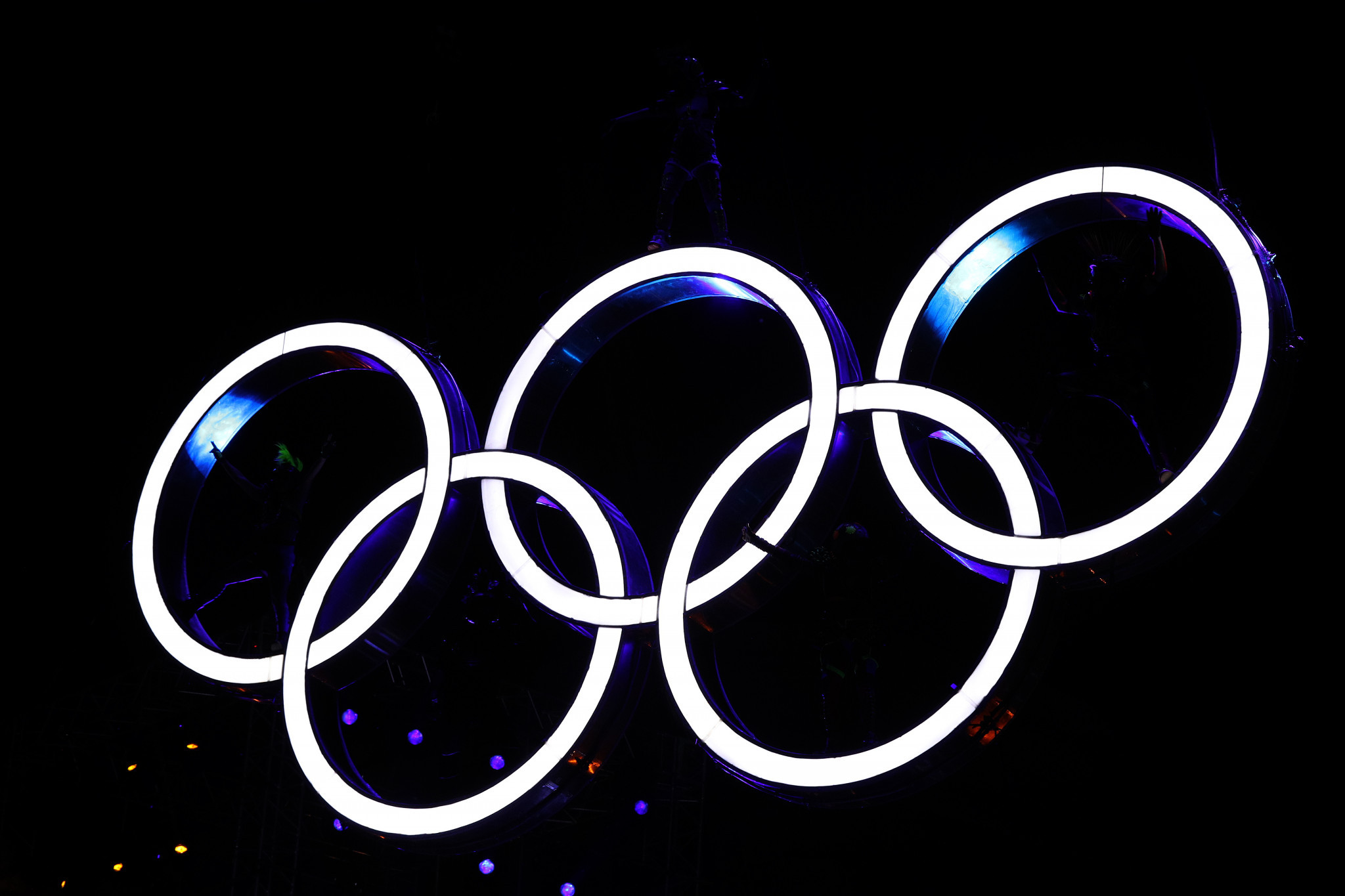 What is the best definition of the Olympic Movement? ©Getty Images