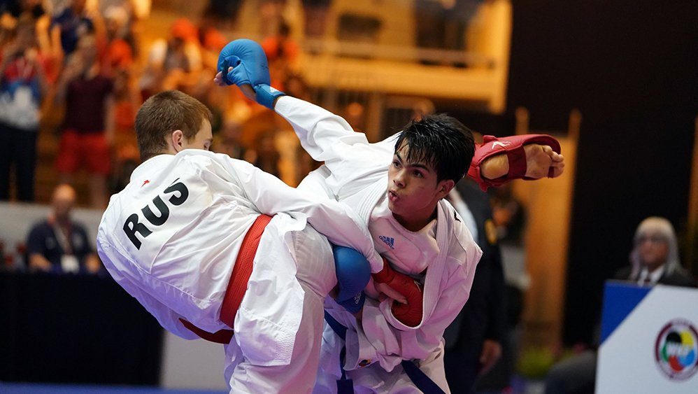 World Karate Federation hail success of inaugural Youth League season