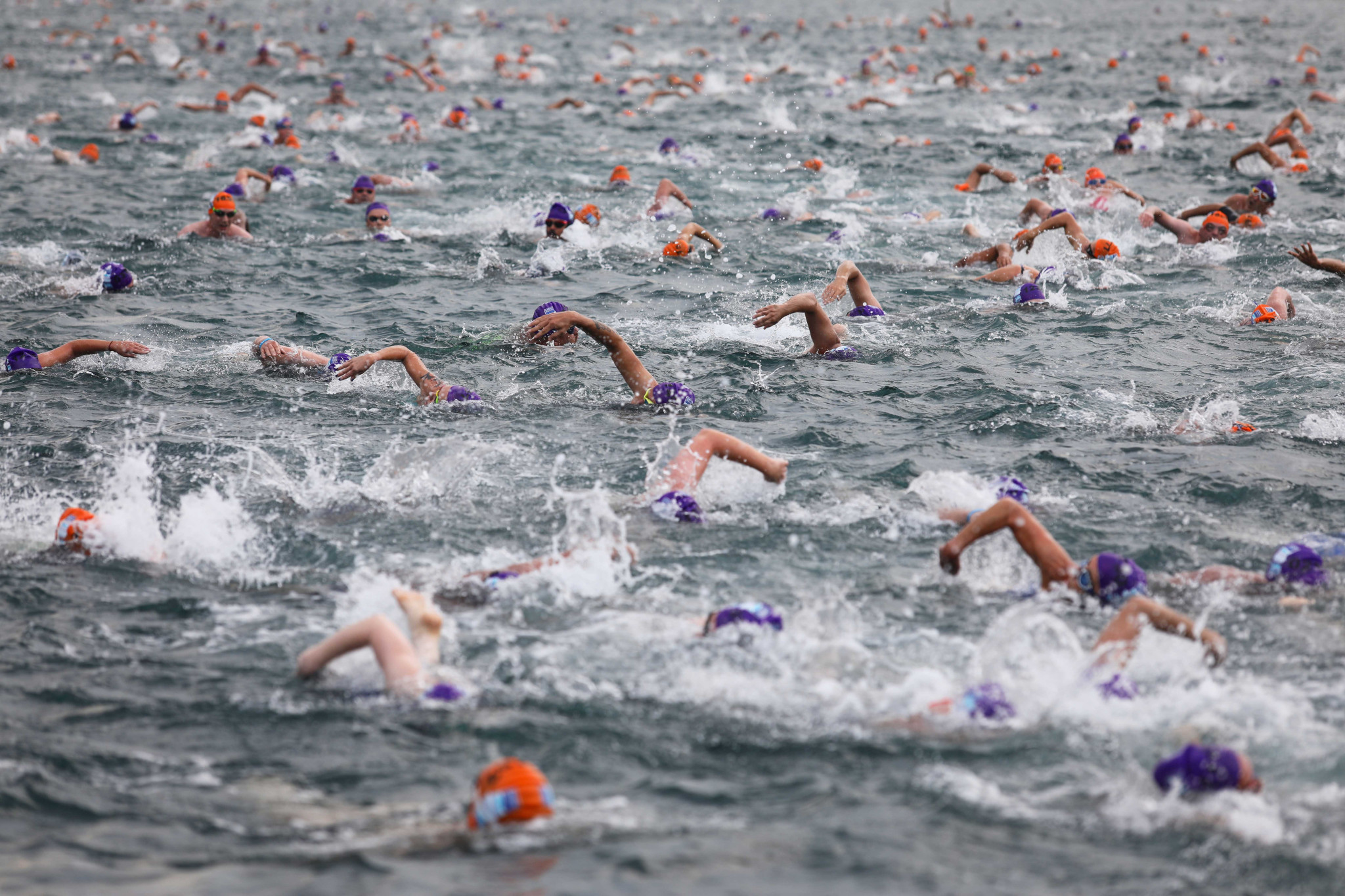 The Turkish Olympic Committee has announced that the international quota for the 2019 Cross-Continental Swimming Race was filled in under half-an-hour ©TOC