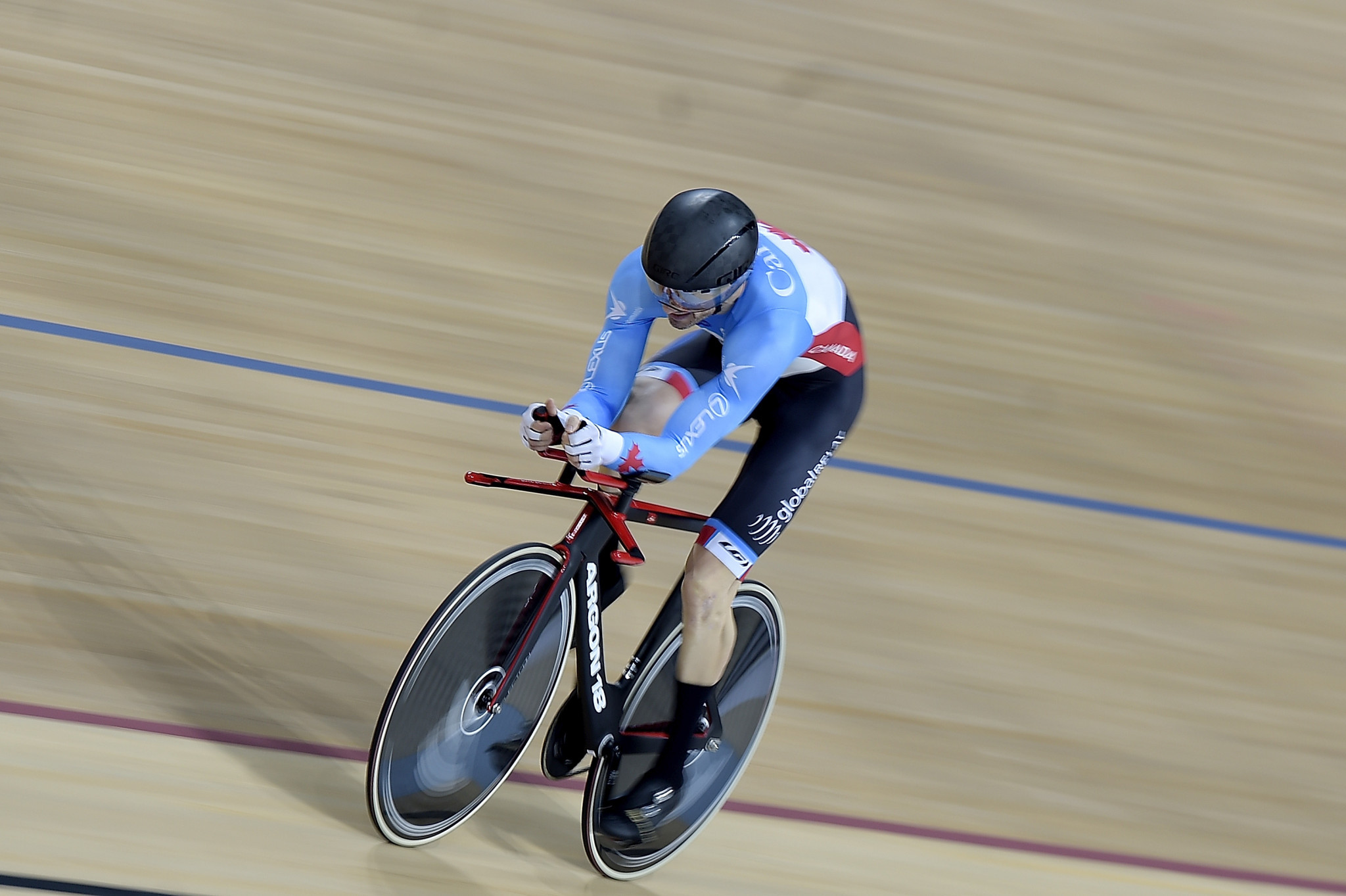 Chernove named Canadian Para Cyclist of the Year for third successive time