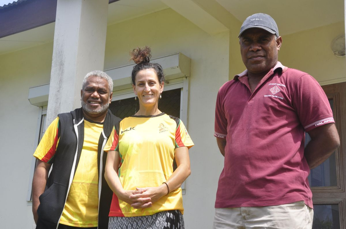 Vanuatu Association of Sports And National Olympic Committee appoint strength and conditioning coach