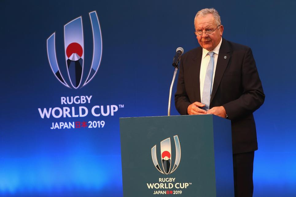 "World Rugby chairman predicts ""game-changing"" year in 2019"