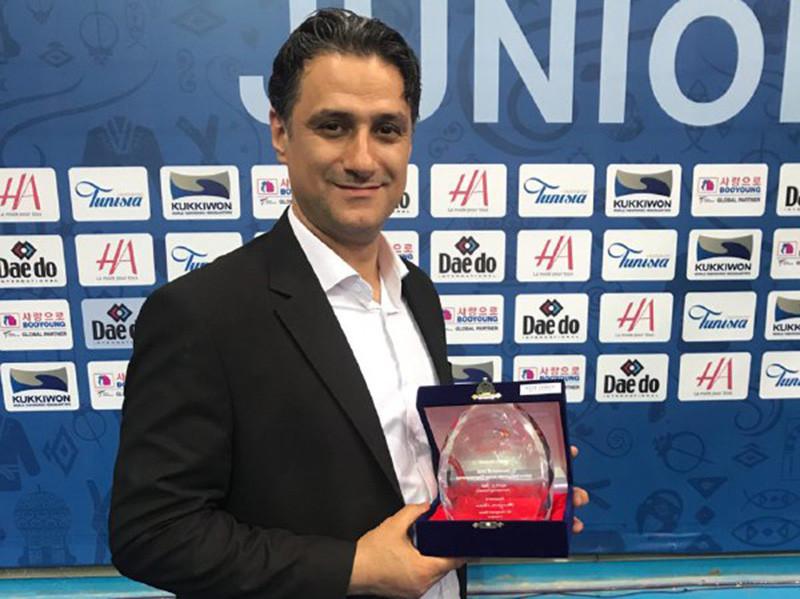 Abdollahi joins Iranian senior taekwondo coaching set-up after youth success