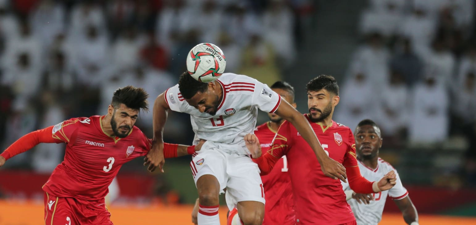 Late penalty saves hosts UAE in Asian Cup opener