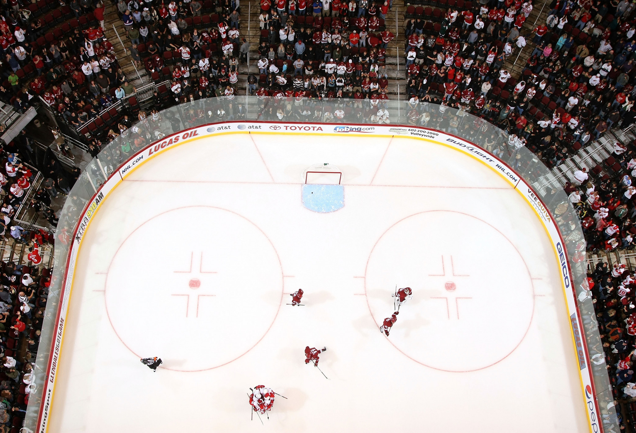 IIHF consider holding all future international events and Beijing 2022 tournament on NHL-sized rinks