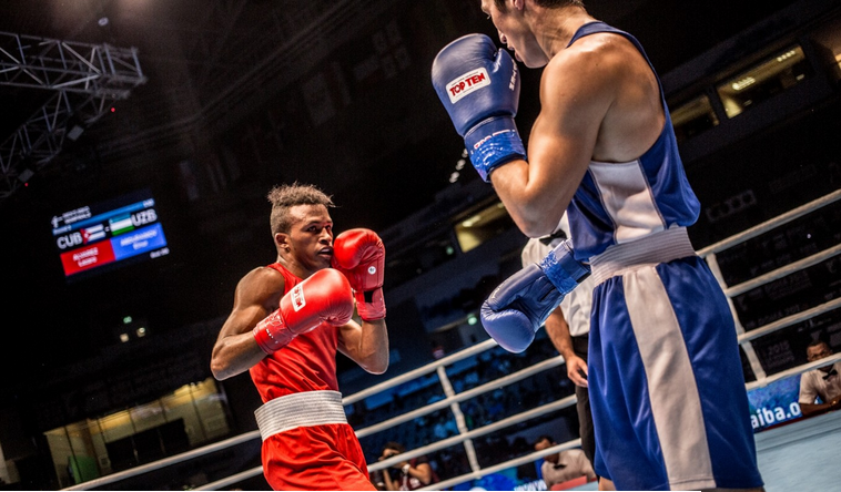 AIBA has introduced dynamic, multi-camera coverage of the 2015 World Boxing Championships ©AIBA