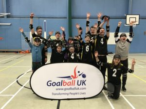 Goalball UK to hold regional event in Oxted
