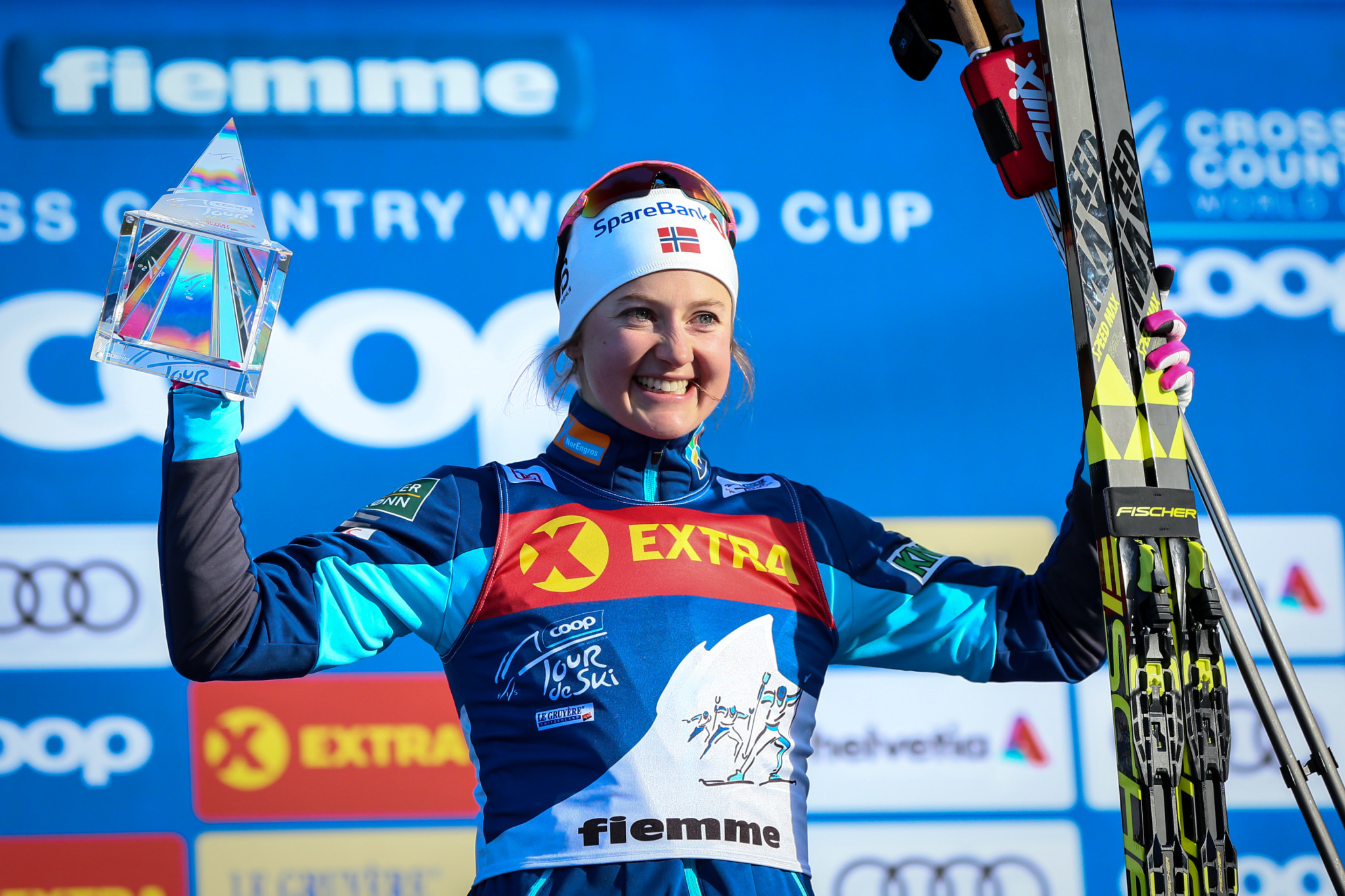 Norway complete Tour de Ski double as Østberg and Klaebo win again in Val Di Fiemme
