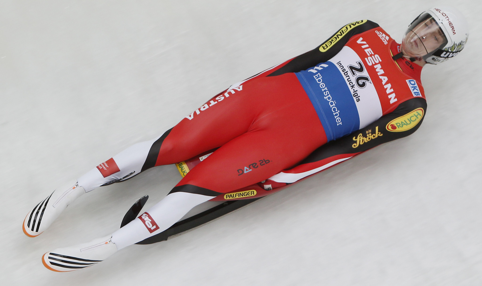Egger earns maiden Luge World Cup win in Königssee after competition abandoned during second run