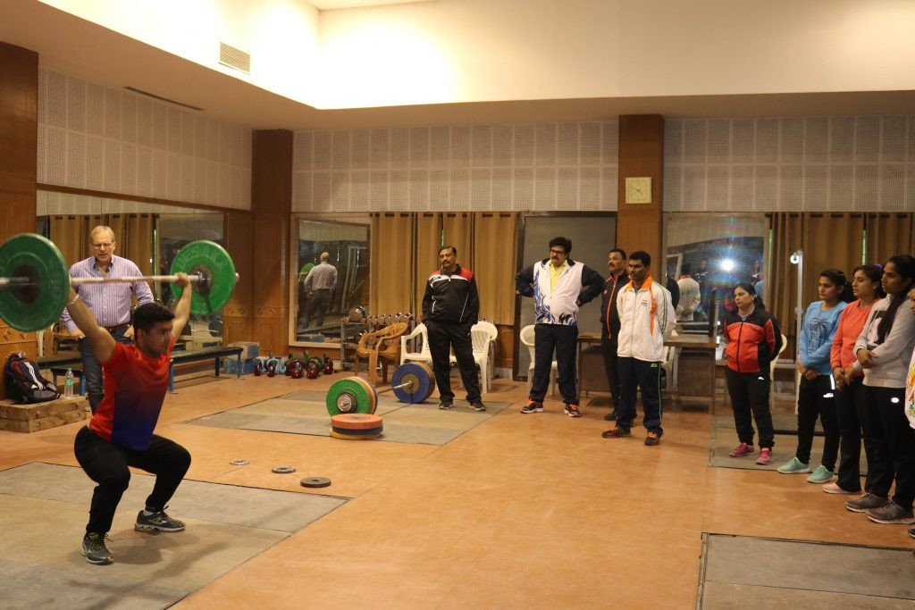 The coaching course attracted 23 participants ©IWF