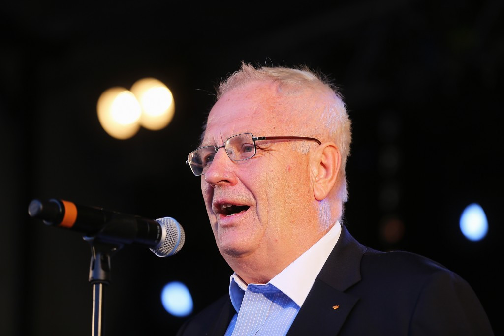 Svein Arne Hansen is keen to grow athletics in the Baltic Countries ©Getty Images