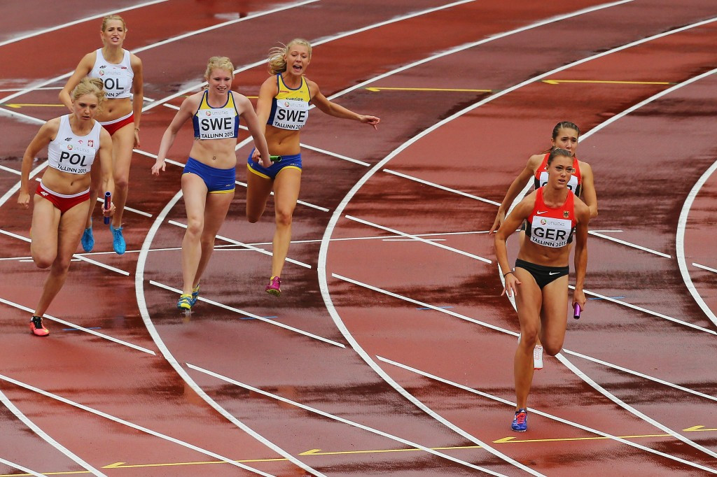 Estonian capital Tallinn hosted the European U23 Championships this year
