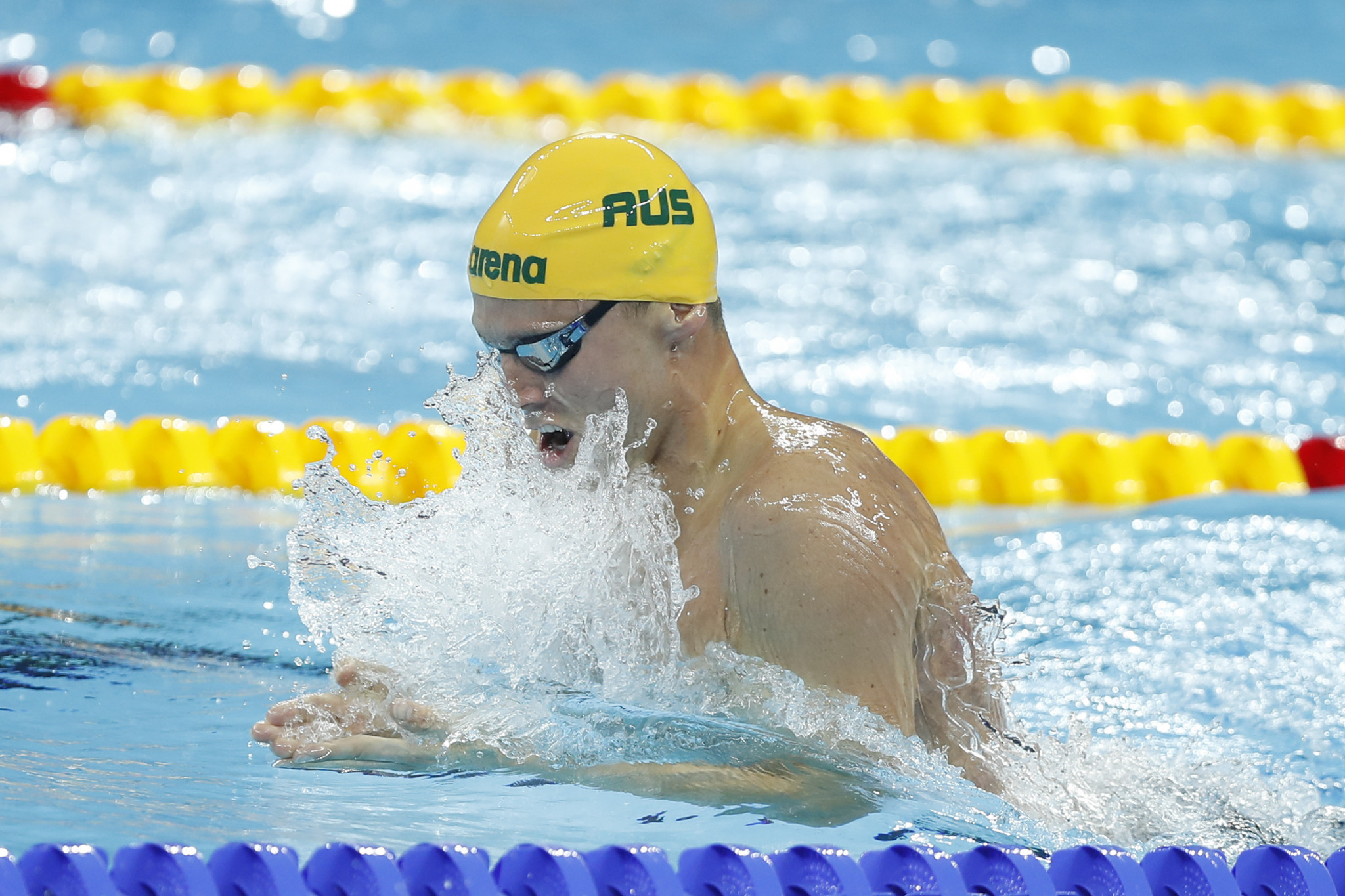 Fraser-Holmes expresses concern at ISL vow to exclude all swimmers sanctioned for doping offences