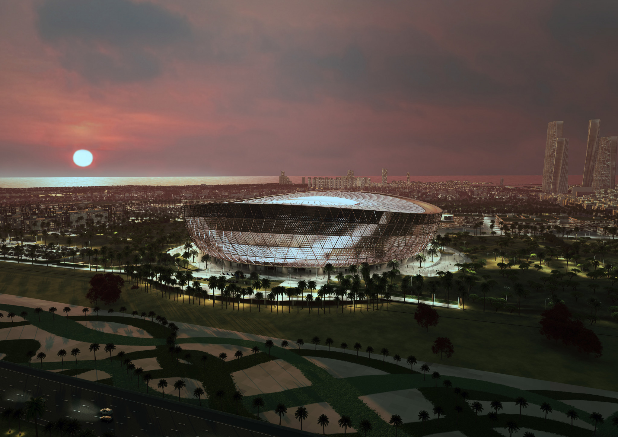 Match schedule for 2022 FIFA World Cup in Qatar confirmed