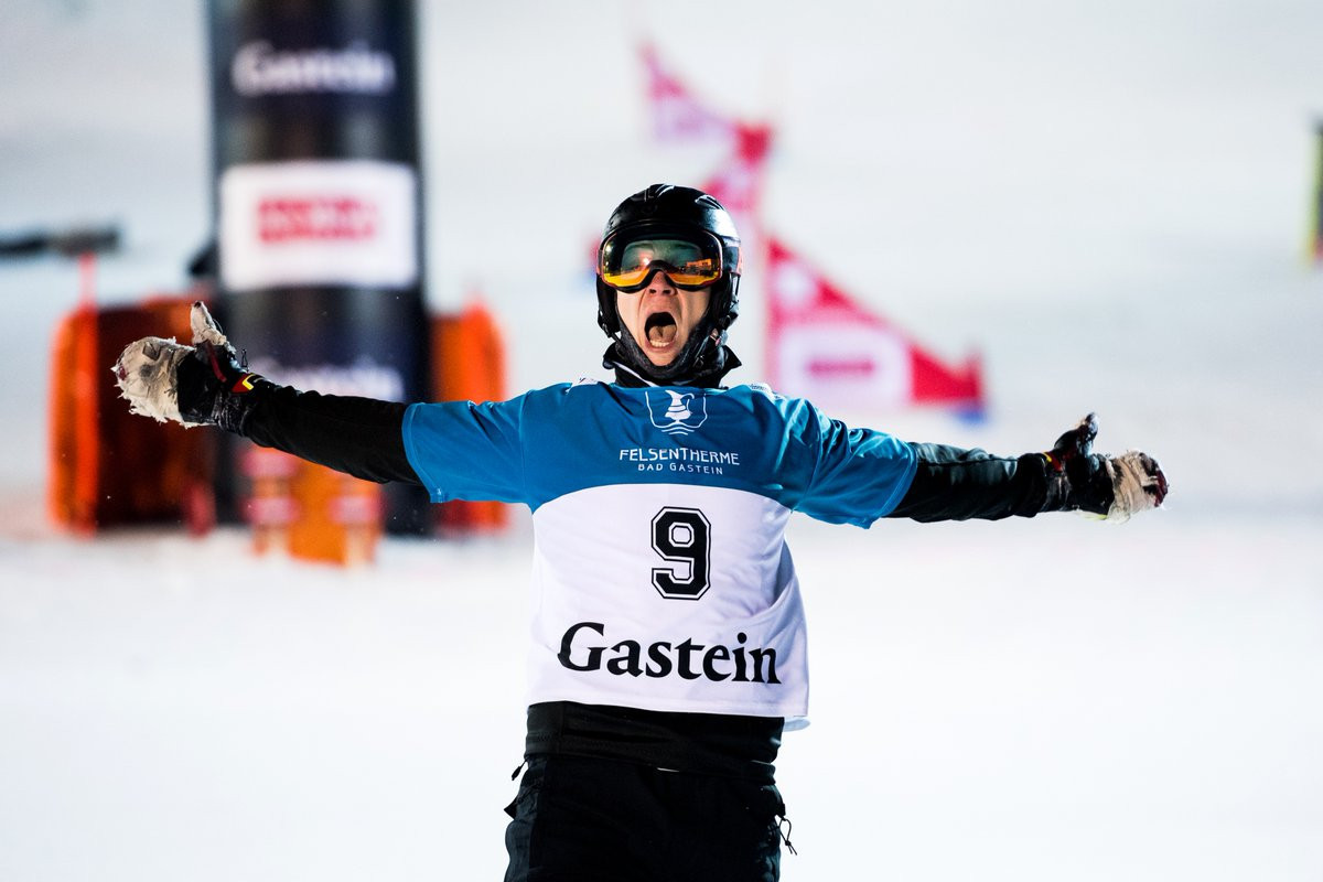 FIS Snowboard World Cup season set to continue with parallel slalom events in Bad Gastein
