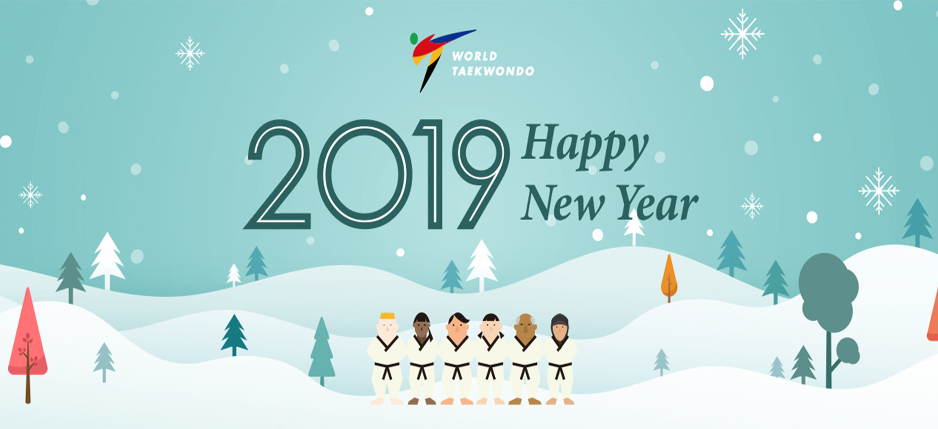 World Taekwondo President highlights sport's continued growth in New Year's message